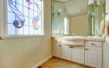 Organize your bathroom, while on a budget
