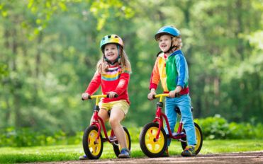Picking the right bike for your kid