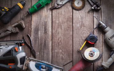 Popular Power and Hand Tools to Choose From