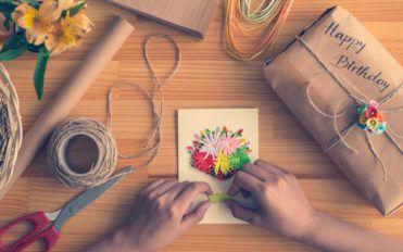 Popular types of birthday cards