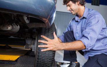 Prerequisites of wheel alignment