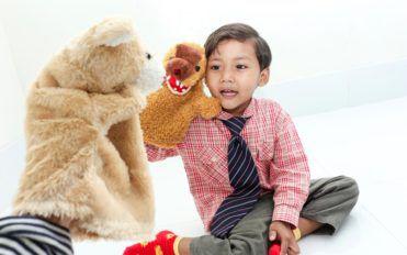 Puppets – Your child's best entertainment partner