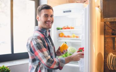 Reinvent Your Home with LG Refrigerators