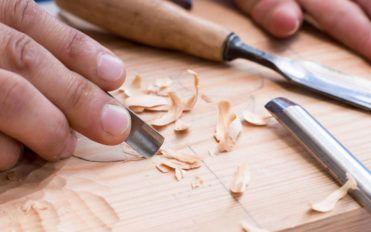 Repurposing wood into beautiful new forms