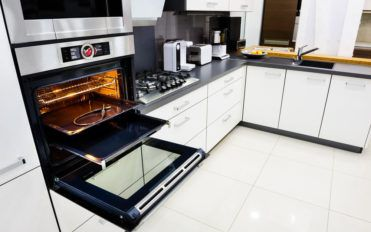 Save Kitchen Space With Wall Ovens