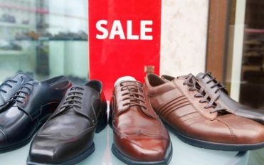 Save money at the Børn shoes clearance sale