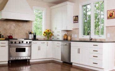 Secrets of a minimalist kitchen