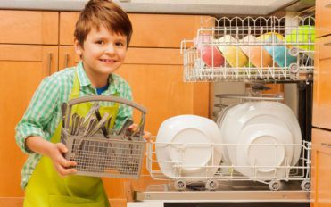 Seven benefits of using a built-in dishwasher