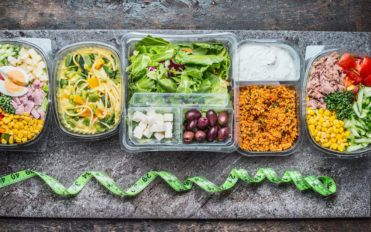 Simple diet meals that will keep you charged the entire day