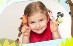 Six types of puppets for your kid