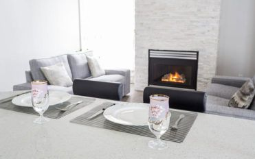 Specifications of natural gas fireplaces