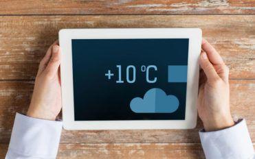 Temperature sensors: Types and applications