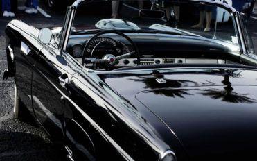 The 1969 Camaro, muscle machine