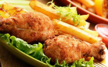 The best of chicken dishes at Kentucky Fried Chicken