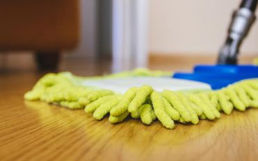 The best way to cleaning hardwood floors