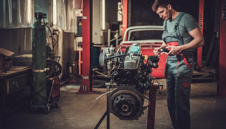The different types of car engines that must know about