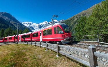 The most scenic train tours in the country