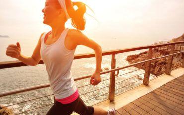 The right way to run – With Air Jordan Retro
