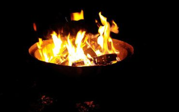 Things to consider before building your own gas fire pit