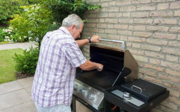 Things to consider while setting up a natural gas grill