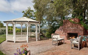 Things to do while searching for backyard fireplaces