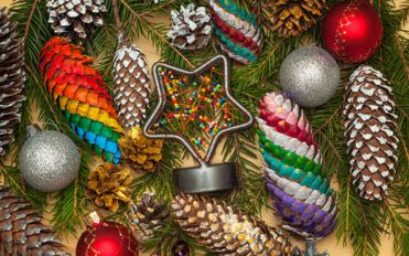 Three most popular websites for buying Christmas decor