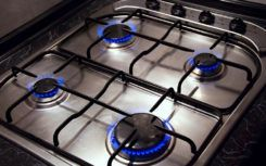 Three popular downdraft cooktops by GE