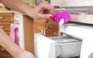 Three popular laundry detergents to choose from