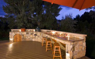 Tips to help you design the outdoor kitchen of your dreams