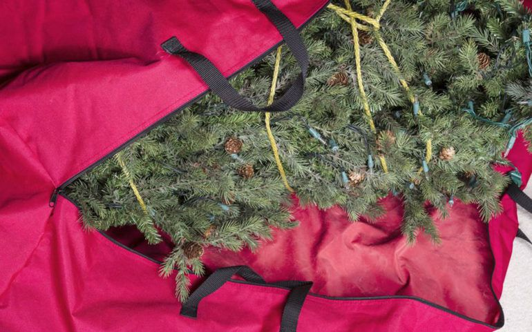 Tips to store your artificial Christmas tree