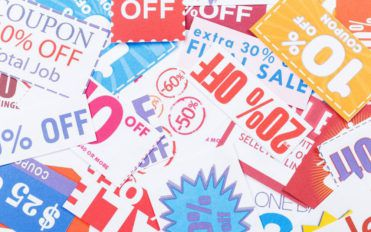 Tissue coupons: Another way to save paper!