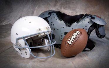Top American football equipment providers