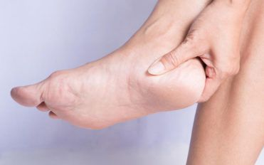 Treatment and preventive measures for heel pain