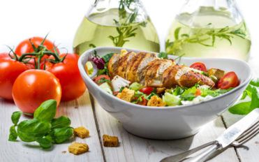 Treat your kidney infection with food