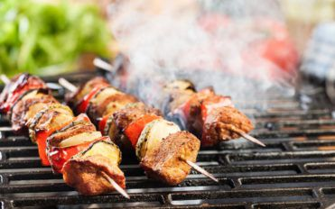Types of Kenmore grill parts