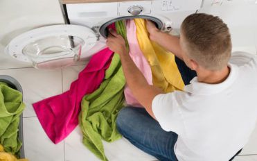 Types of Laundry Washers available and their pros and cons