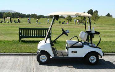 Types of golf cart batteries