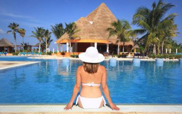 Vacations in all-inclusive resorts