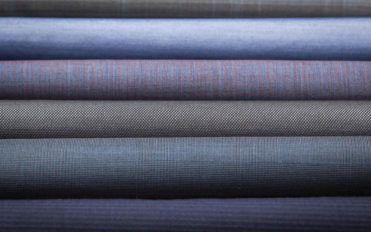 Various fabrics used to make sofa covers
