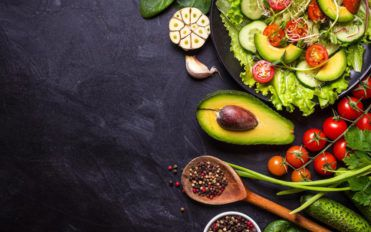 Vegetable recipes for a healthy you!