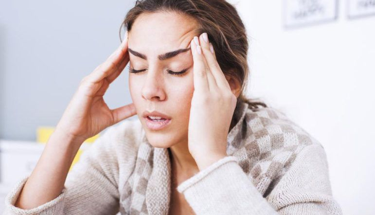 What are the treatment options for different types of headaches