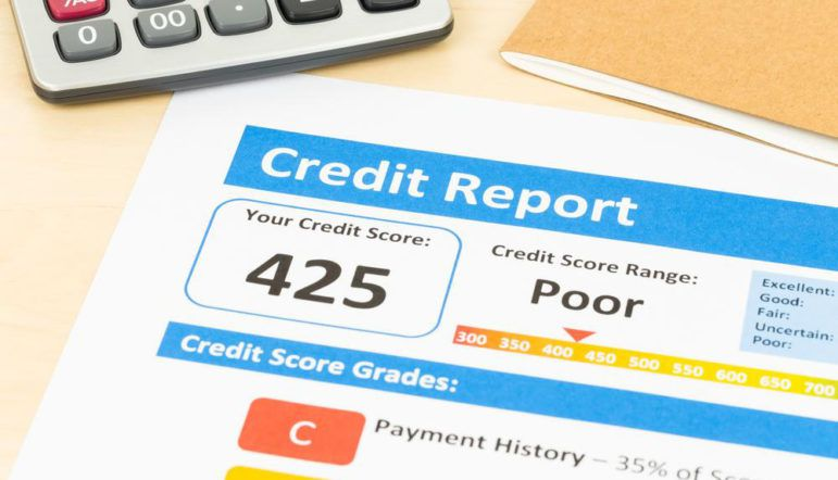 What does a bad credit history really mean to your lenders