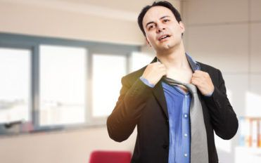 What does secondary hyperhidrosis mean?
