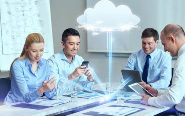 What is private cloud hosting