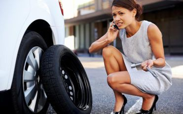 What roadside assistance does not cover?