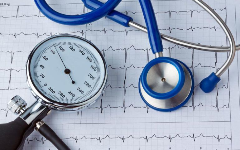 What your high blood pressure indicates