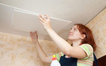 Where to look for ceiling tiles