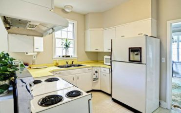 White Ice appliances for a well-functioning and good looking home