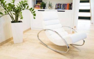 Why add cushions to your rocking chair
