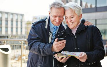 Why are cell phones for seniors important?